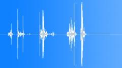 H&M - Door Knob Turn Rattle Click 02 Sound Effect