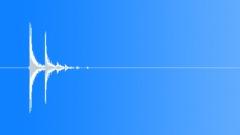 H&M - Frying Pan Set Down Stove Wobble 01 - sound effect
