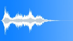Horror- Composition Hits Crescendo Metallic 01 - sound effect