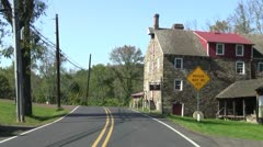Stover-Myers Mill Stock Footage