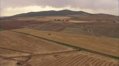 Countryside of Castilla 76 Stock Footage