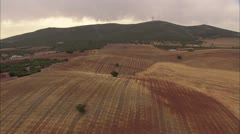 Countryside of Castilla 77 Stock Footage