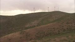 Countryside of Castilla 78 - stock footage