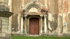 Bernardine Monastery 27 Stock Footage