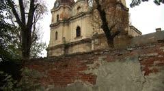 Bernardine Monastery  21 Stock Footage