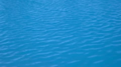 Rippeling watersurface Stock Footage
