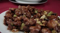 Pork Sisig Stock Footage