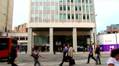 westminster city hall2 - stock footage