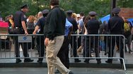 Occupy Wall Street - Stock Footage