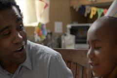 Modern Family: Birthday Husband CU 480p - stock footage