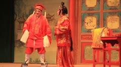 Cantonese Opera Stock Footage