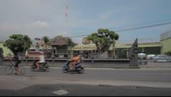 Bali Kerobokan Jail Stock Footage