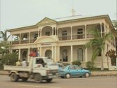 Stock Video Footage of Cooktown Hotel
