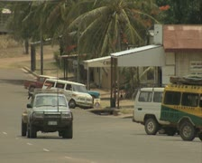 Road in Cooktown Stock Footage