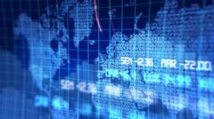 Global Finance - stock footage