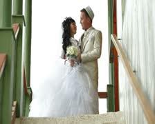 Islamic wedding Stock Footage