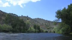 Klamath River Stock Footage