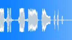 Monkey call001 - sound effect