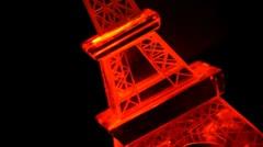 Eiffel Tower001 Stock Footage