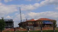 Constructiontl001 Stock Footage