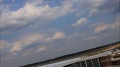Airport movie - stock footage