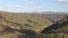 Bridge Day 2011 Stock Footage