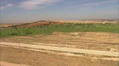 Golf field. Castilla 6 Stock Footage