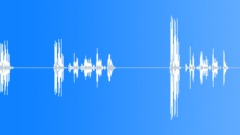 HUMAN, EAT - sound effect