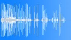 HUMAN, FART - sound effect