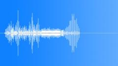 HUMAN, FOLEY, FART - sound effect
