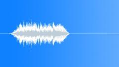 HUMAN, GASP - sound effect