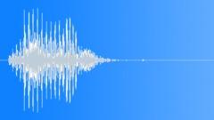 HUMAN, GULP - sound effect