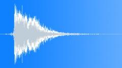 HUMAN, HIT - sound effect