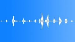 IHMISEN huohottaen Äänitehoste