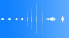 HUMAN, SCRATCH - sound effect