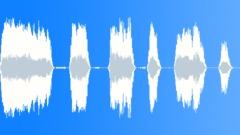 HUMAN, SCREAM - sound effect