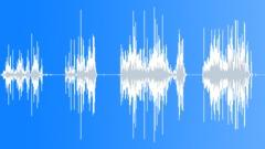 HUMAN, SLURP - sound effect