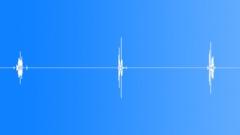 HUMAN, TSK - sound effect