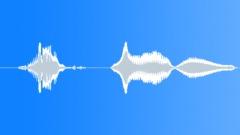 HUMAN, SPEAK - sound effect