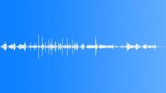 HUMAN, WASH Sound Effect