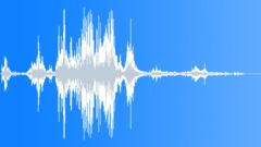 ICE, SCRAPE - sound effect