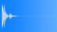 IMPACT, WOOD - sound effect