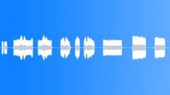 INDUSTRY, METAL WORKSHOP Sound Effect