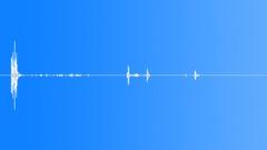 JAR, PLASTIC - sound effect