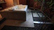 Stock Video Footage of INTERIOR DESIGN BATHROOM