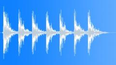 KNOCK, WINDOW Sound Effect