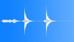 LOCK, DEADBOLT - sound effect