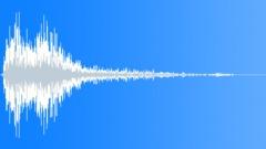 METAL, CRASH - sound effect