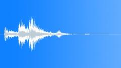 METAL, DROP - sound effect