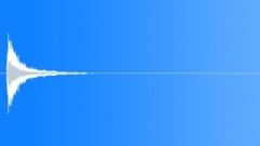 METAL, DROP Sound Effect